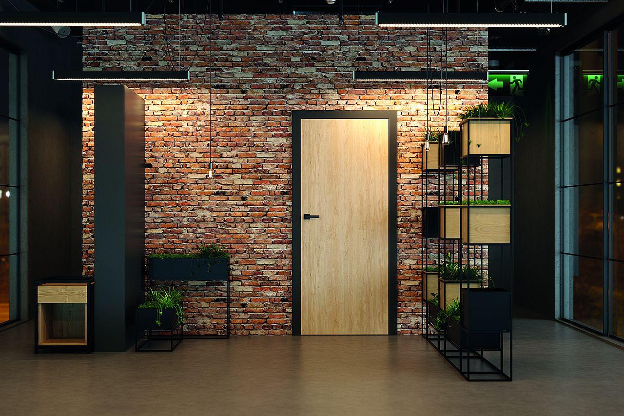 drzwi wewnętrzne porta loft Warszawa